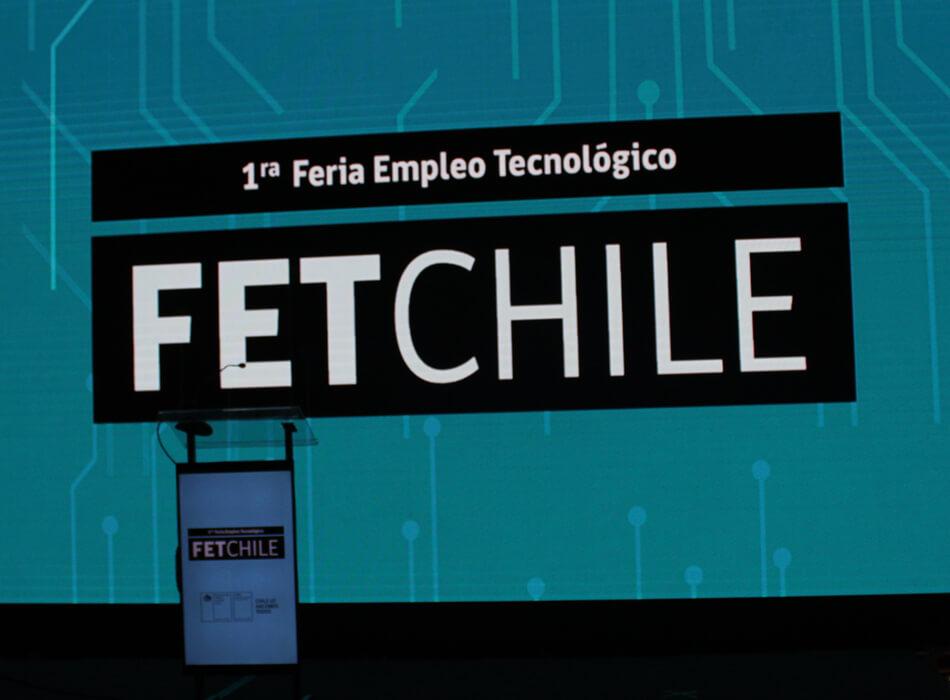 Feria empleo tecnologico chile